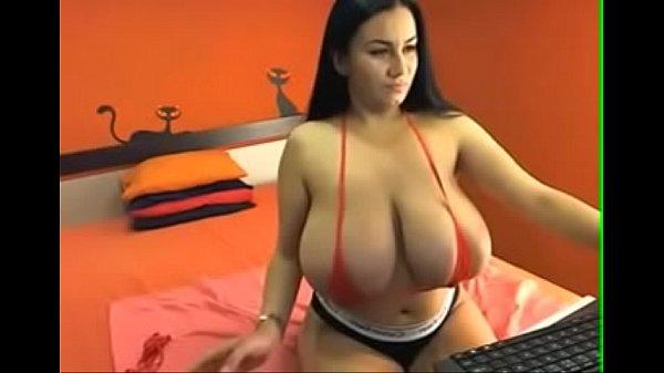 Big boobs exercises