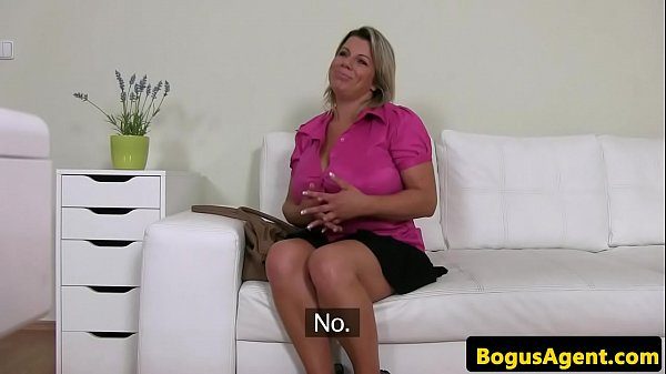 Bigtit amateur auditions with titjob and bj
