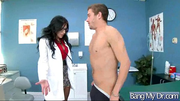 Doctor Fucks With Patient During Consultation video-04