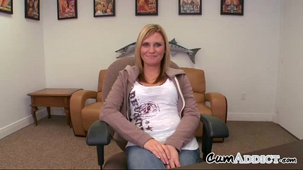 Hot Amateure In CastingCouch Audition