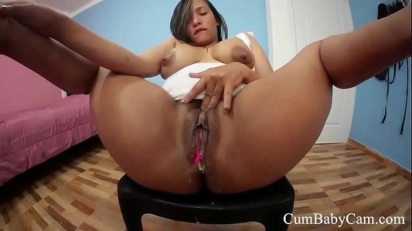 Mami Huge Nipples Cums All Over Webcam – CumBabyCam.com