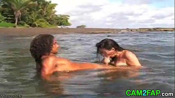 Nikki Fritz Hardcore Sex Costa Rica Beach Porn