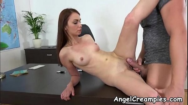 Office Creampie – Fiona