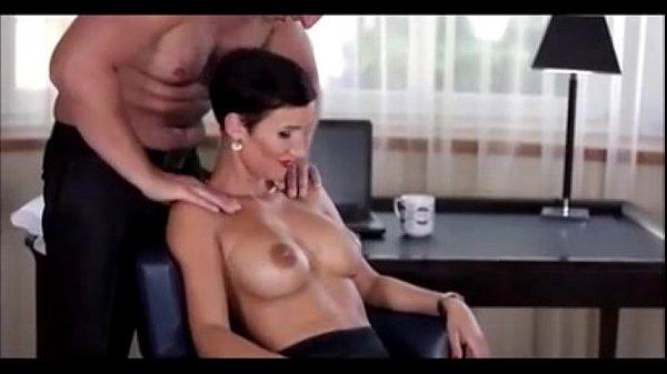 Short haired Milf Gabrielle sucking fucking big cock – exxxtravideos.com