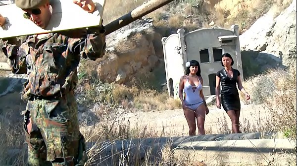 Two Lusty Brunettes Are Taking No Prisoners
