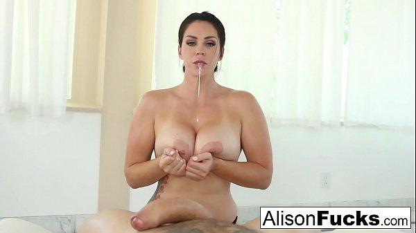 Alison Tylers Hot blowjob