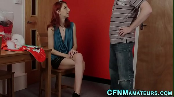 Cfnm fetish amateur tugs