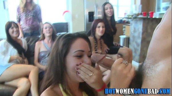 Cfnm whores get facials