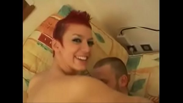 cute French punk girl loves anal