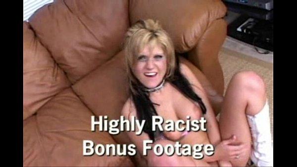 Dirty dumb Racist Pornstars