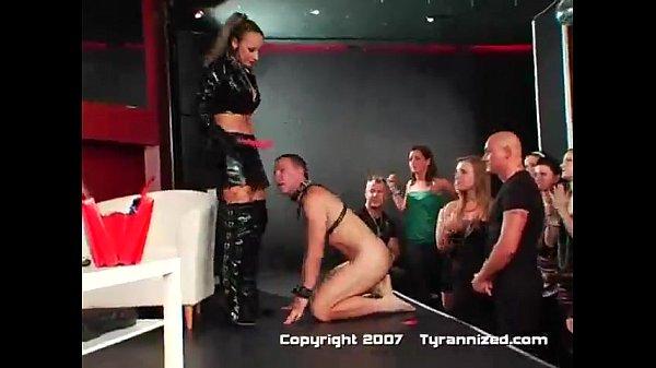 Femdom show