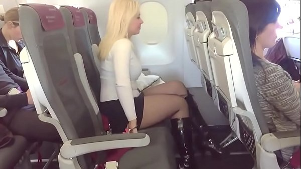 flying to Germany in high heels