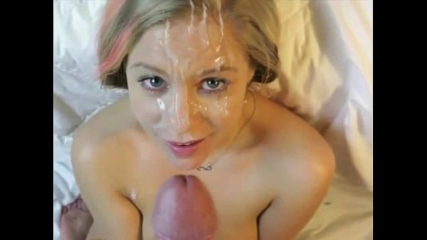 Girls Just Wanna Have Cum – huge facials for pretty smiling ladies