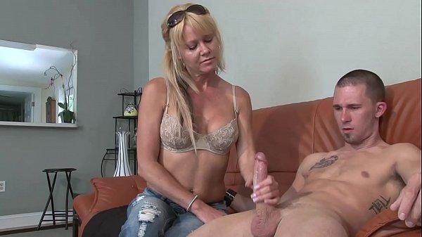 Milf Porn: Hot Milf With Big Tits – I Love Handjobs