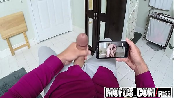 Mofos – Busted Babysitters – MILF and Spinner Threesome starring