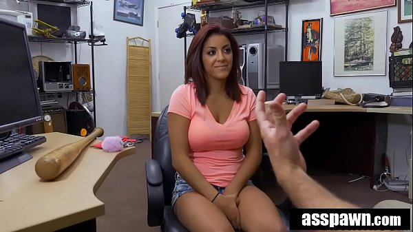 Real Spycam Sex – Home Run Audition In The XXX Pawn Shop – Mia Martinez
