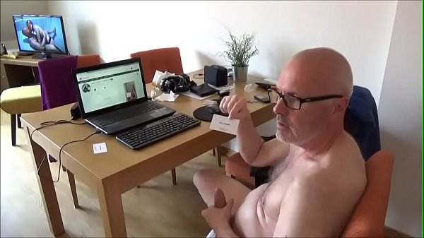 Ulf Larsen present his porn and himself
