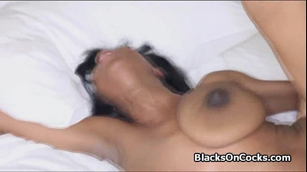 Bigtit black loves a thick white dick