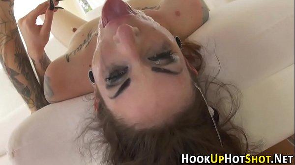 Real fetish ho throats
