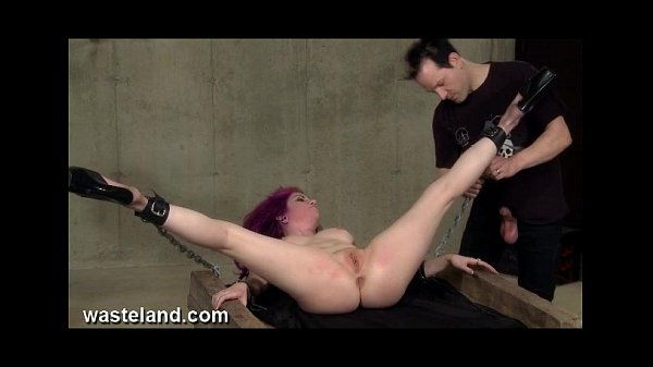 Wasteland Bondage Sex Movie – Need Cock (Pt 1)