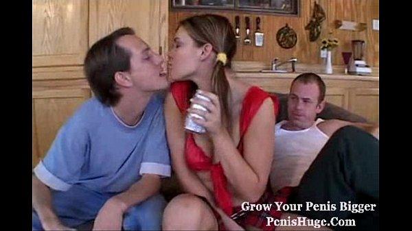 Whats double penetration